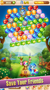 Forest Rescue: Bubble Pop - náhled