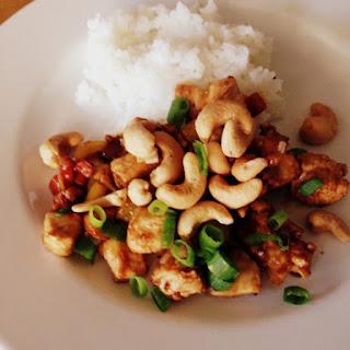 Cashew! God Bless You, Chicken Recipe