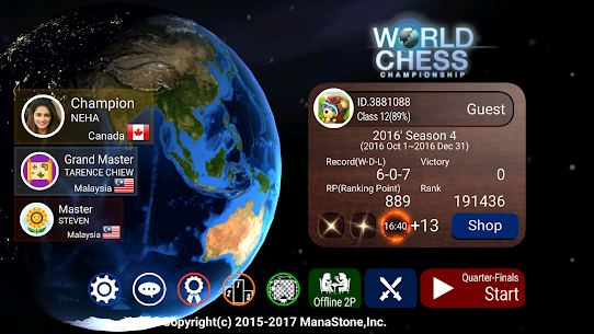 World Chess Championship App Download For Android and iPhone 1