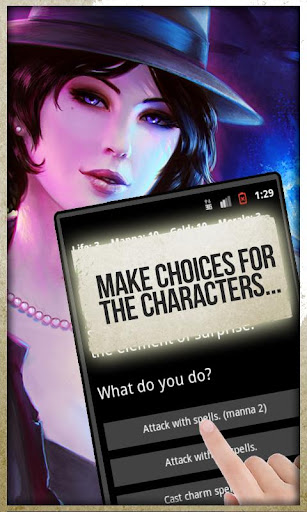 Choice Game Library: Delight Games 6.4 screenshots 2