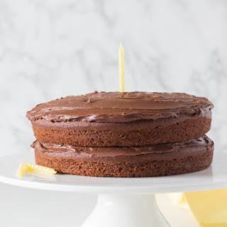 A Seriously Tempting Chocolate Cake #ICAKEYOU.