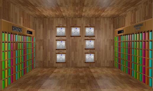 Uniknout Hry Knihovna Hádanka - náhled