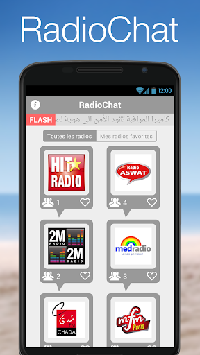 Morocco Radio Chat