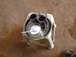 Photo: Coffee in Omdurman souq