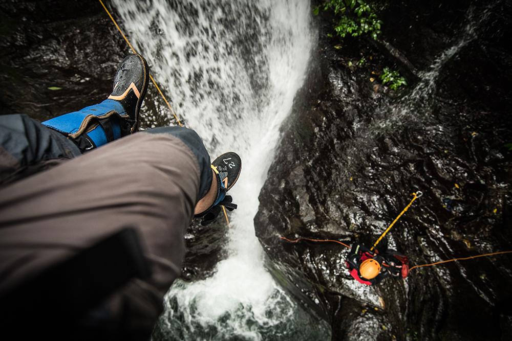 戶外攝影師是在玩什麼?