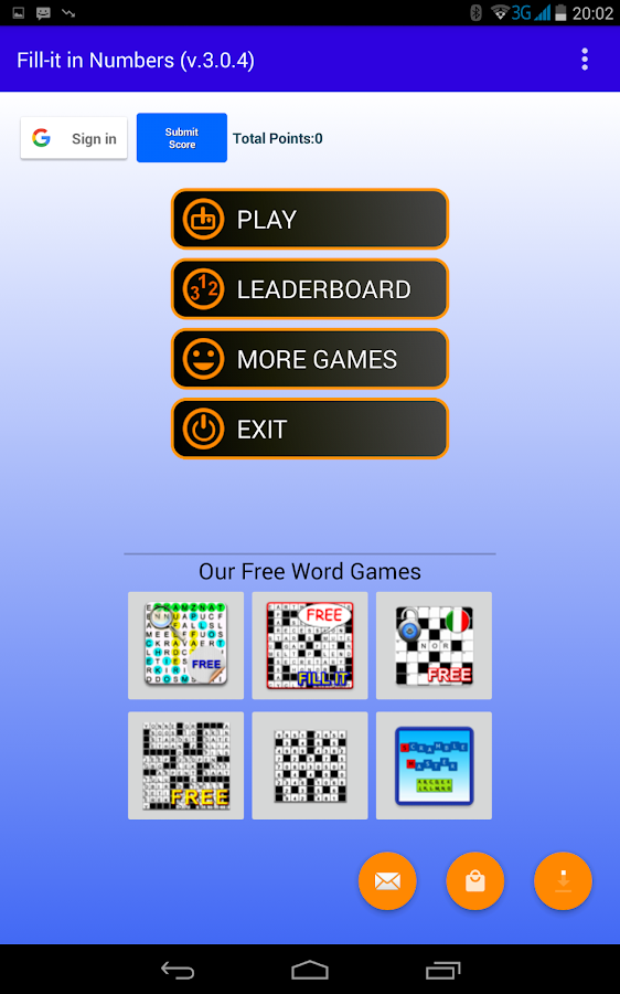 Fill it in Number Puzzle games- screenshot