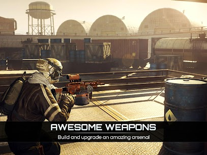 Afterpulse – Elite Army 2.6.8 Apk + Data for android 10