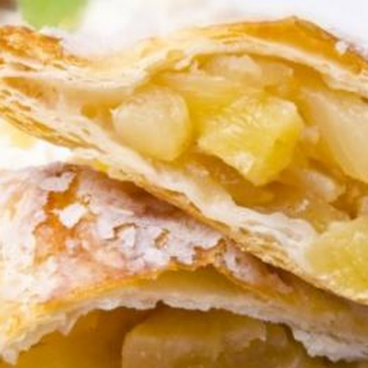 Tasty Apple Turnovers Recipe