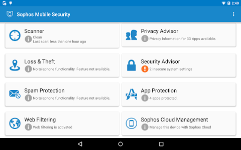 Free Antivirus and Security screenshot 16