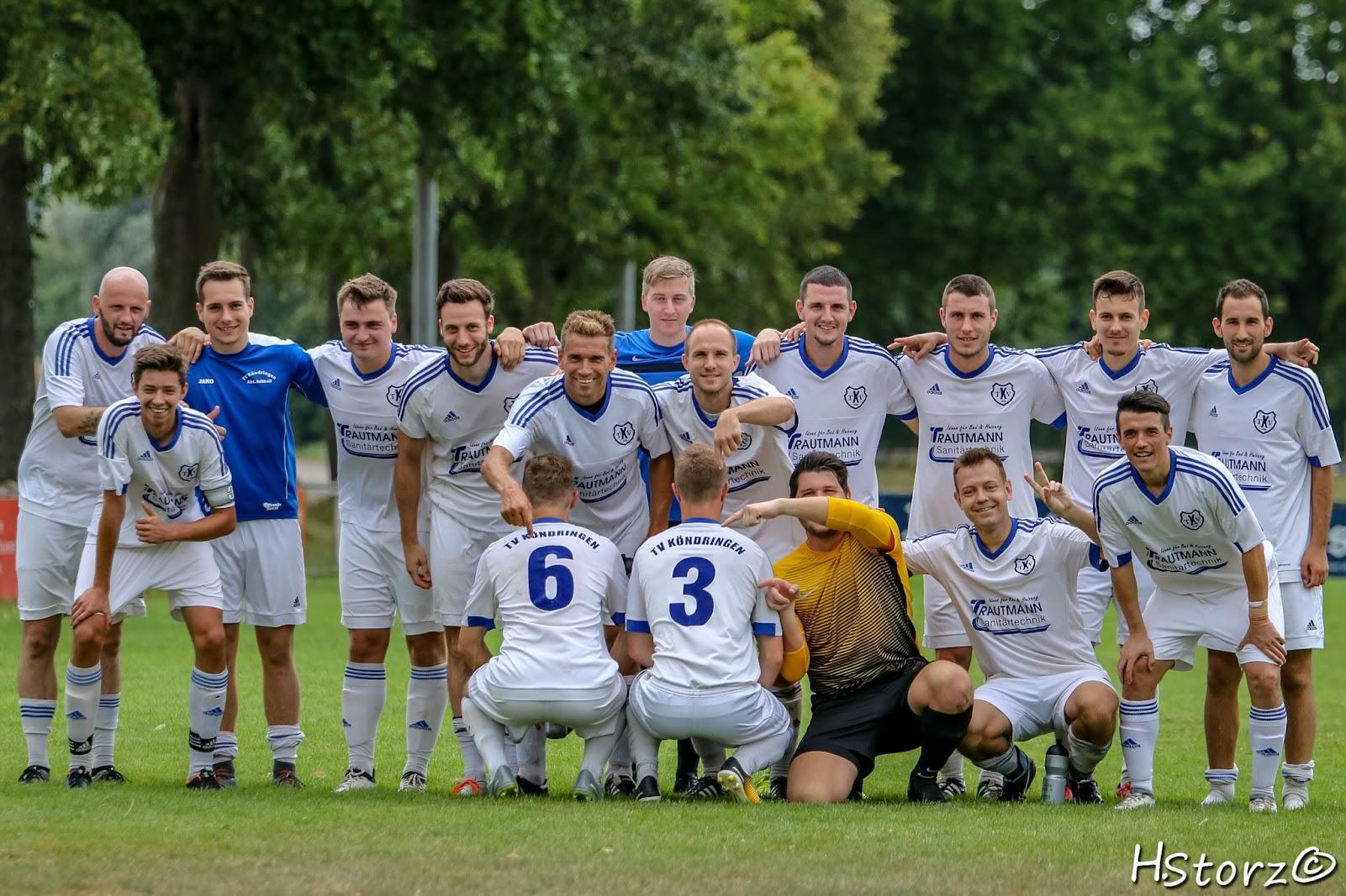18  Freundschaftsspiel TVK I – SG Nordweil/Wagenstadt e.V.   6:3 (2:1)