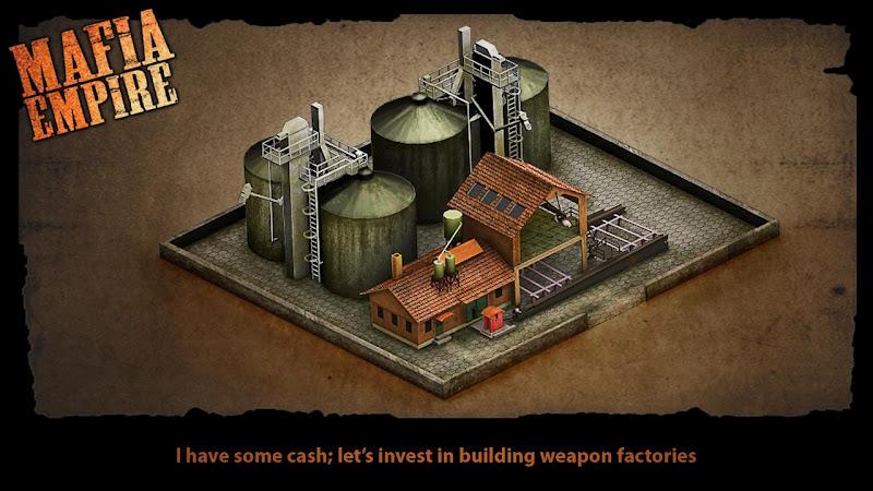 Скриншот Mafia Empire