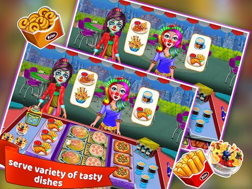 Télécharger Cooking Joker: Food Fever Restaurant Craze Kitchen mod apk screenshots 5