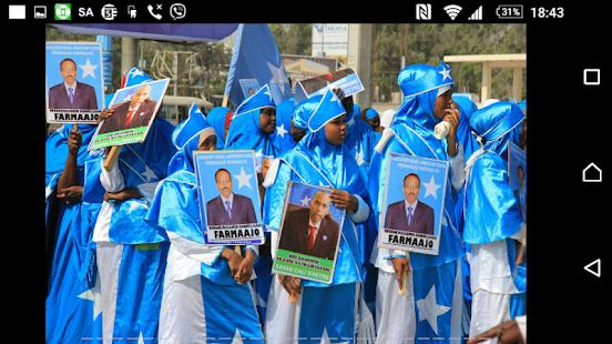 Somali all news - náhled