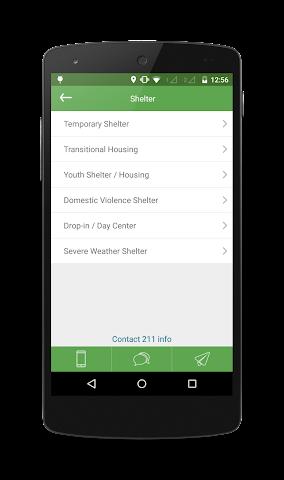 android 211info Screenshot 1
