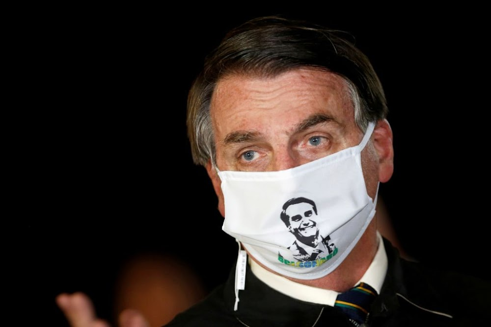 Brazil Covid-19 inquiry told of Bolsonaro's blind faith in chloroquine