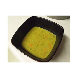 Mung Bean Soup ~ Cure For The Common Cold