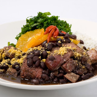 Feijoada (Meat Stew with Black Beans).