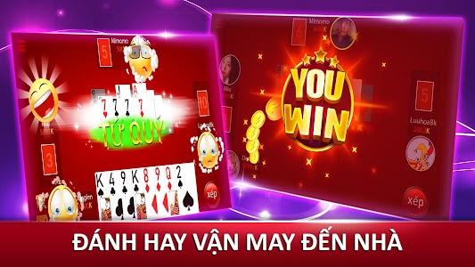 Tien Len Mien Nam: đổi thưởng 1.1