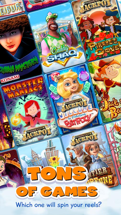 myVEGAS Slots Free Casino- screenshot
