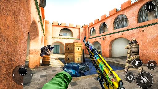 IGI Commando Gun Strike: Free Shooting Games 1.0 screenshots 7
