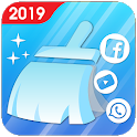 Hyro cleaner: Junk clean, phone booster icon