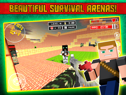 6 Survival Games Block Island App screenshot