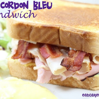 Deli Cordon Bleu Sandwich Recipe