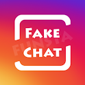 Funsta - Insta Fake Chat Post and Direct Prank icon