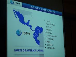 Photo: HUB Norte de América Latina - TOTVS.