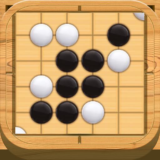 五子棋大神 棋類遊戲 App LOGO-APP開箱王
