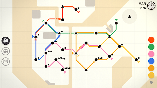Mini Metro 2