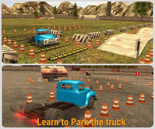Russian Car Driver  ZIL 130 1.1.0 screenshots 4