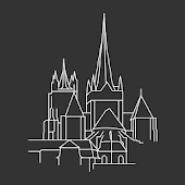 Lausanne Cathedral v2.0