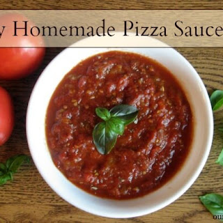 Homemade Pizza Sauce Without Tomato Paste Recipes