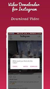 Video Downloader for Instagram 4