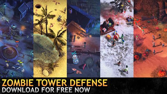 Game Last Hope TD - Zombie Tower Defense Games Offline APK for Windows Phone