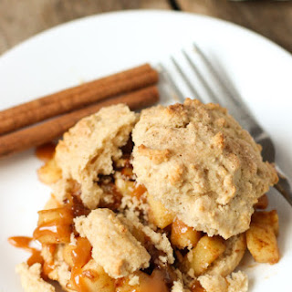 Apple Pie Shortcakes for Two