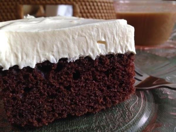 Chocolate Mayonnaise Sensation Cake Recipe