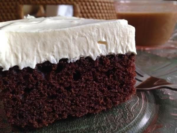 Chocolate Mayonnaise Sensation Cake