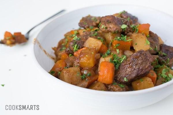 Slow Cooker Irish Beef Stew Recipe