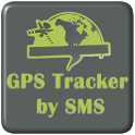 GPS Tracker by SMS - Free icon