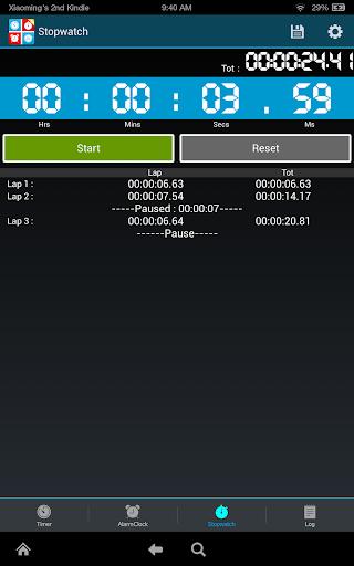 Timers4Me screenshot 16