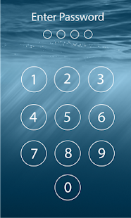 App Lock screen password APK for Windows Phone