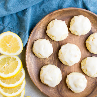 Lemon Cream Cheese Cookies.