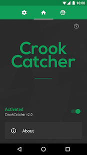 CrookCatcher - Anti Theft- screenshot thumbnail
