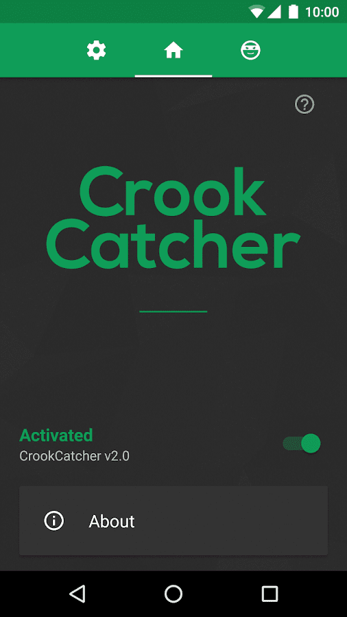 CrookCatcher - Anti Theft- screenshot
