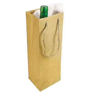 Presentpåse, Vin Guld