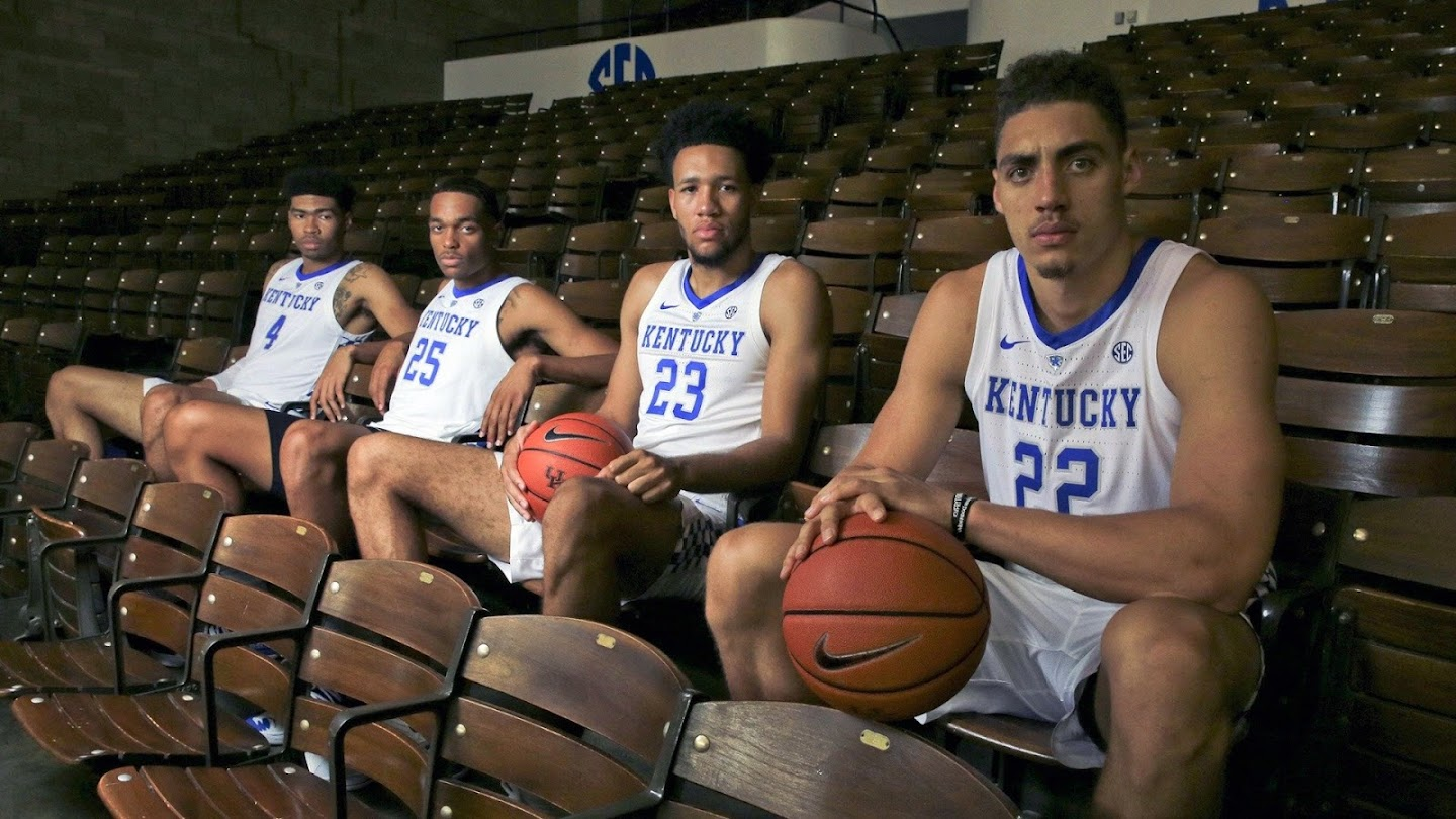 Watch Kentucky Basketball Pro Day live
