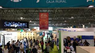 Ambiente en la inauguración de esta edición de Infoagro Exhibition.