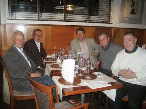 Photo: 20090915 Jyrki, Roy, Jouko, Kari, Asko - kauppakorkeakoulun assistentit 40 v sitten
